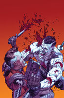 Bloodshot and HARD Corps Vol 1 22 Textless