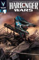Harbinger Wars Vol 1 1 Zircher Variant