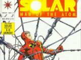Solar, Man of the Atom Vol 1 7