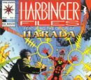 Harbinger Files Vol 1 1