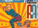 A&A: The Adventures of Archer & Armstrong Vol 1 7