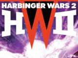 Harbinger Wars 2 Vol 1 0