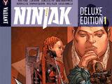 Ninjak Deluxe Edition Book 1 (HC)