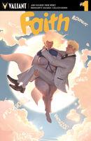 FAITH ONGOING 001 COVER-B DJURDJEVIC