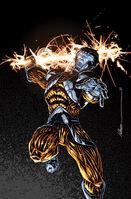 X-O Manowar Vol 3 22 Calafiore Variant Textless