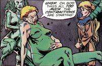 Leeja Clane pregnant Rai-and-the-Future-Force-v1-20 001