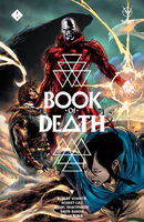 Book of Death Vol 1 3 Segovia Variant