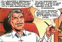 X-O Manowar Vol 1 18 003 Senator Ackerman