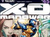 X-O Manowar Vol 3 45