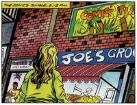 Comic's Jungle Harbinger-v1-11 001