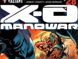 X-O Manowar Vol 3 28
