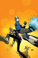 Quantum and Woody Vol 2 1 Robinson Variant Textless