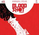 Bloodshot Reborn Annual 2016 Vol 1 1