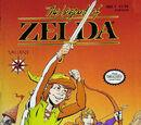 The Legend of Zelda Vol 1