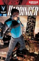 Harbinger Vol 2 11 Zircher Variant