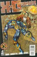 X-O Manowar Vol 2 2
