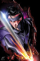 NINJAK 013 COVER-B HALEY