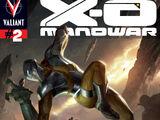 X-O Manowar Vol 3 2