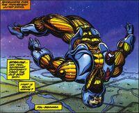 X-O Manowar Vol 1 31 009 Aric and Pol-Bekhara