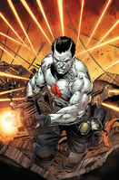 Bloodshot Vol 3 5 Garcia Variant Textless
