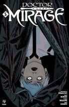 DRMIRAGE 005 COVER-A KANO