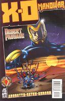 X-O Manowar Vol 2 15