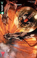 Divinity Vol 1 4 Guice Variant