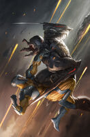 X-O Manowar Vol 3 12 Textless