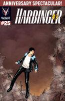 Harbinger Vol 2 25 Kitson Variant