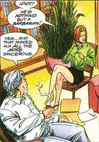 X-O Manowar Vol 1 18 009 Ackerman and Helen Mandrake