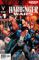 Harbinger Wars Vol 1 1 Henry Variant