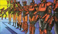 X-O Manowar Vol 1 12 021 XO Commando Armor