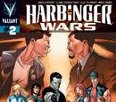 Harbinger Wars Vol 1 2