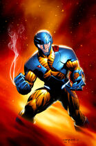 X-O Manowar Vol 3 1 Nord Variant Textless Moose