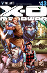 X-O Manowar Vol 3 43