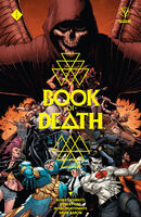 Book of Death Vol 1 1 2nd Printing