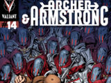 Archer & Armstrong Vol 2 14