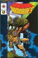 Armorines Vol 1 5