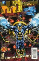 X-O Manowar Vol 2 12