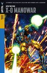 Valiant Masters X-O Manowar Into the Fire