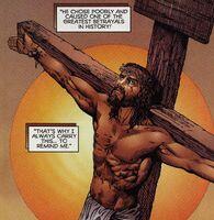 Jesus of Nazareth Eternal-Warriors-Blackworks 001