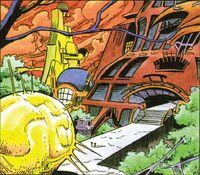 XO-Manowar-v1-0 Spider Alien Homeworld