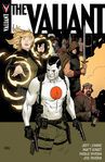 THE-VALIANT HC COVER DELUXE