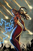 LIVEWIRE 001 COVER-A RANDOLPH TEXTLESS