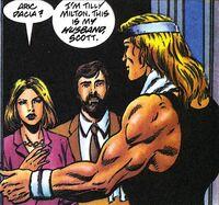 X-O Manowar Vol 1 31 012 Tilly and Scott Milton