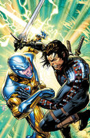X-O Manowar Vol 3 16 Textless