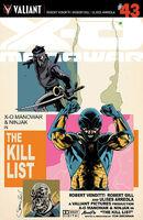 X-O Manowar Vol 3 43 Mooney Variant
