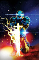 X-O Manowar Vol 3 50 Andrews Variant Textless