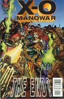 X-O Manowar Vol 1 68