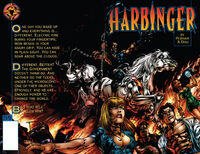 Harbinger Acts of God Vol 1 1 Wraparound